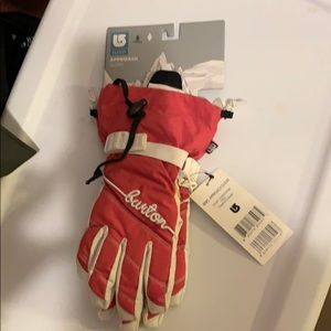 NWT Burton WOMENS GLOVES